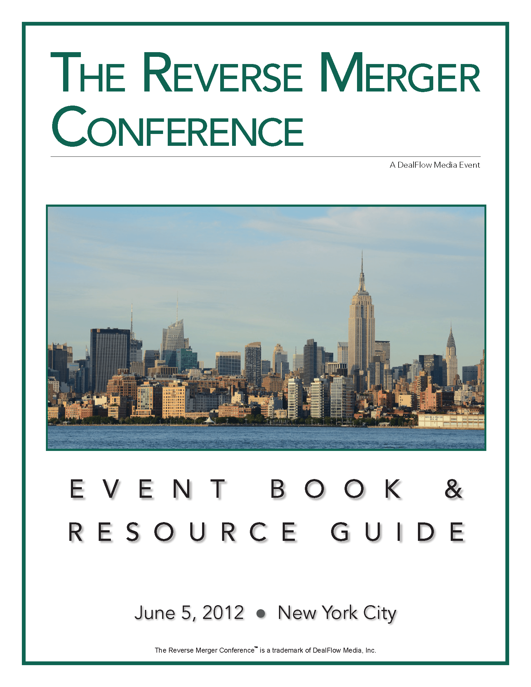 The Reverse Merger Conference