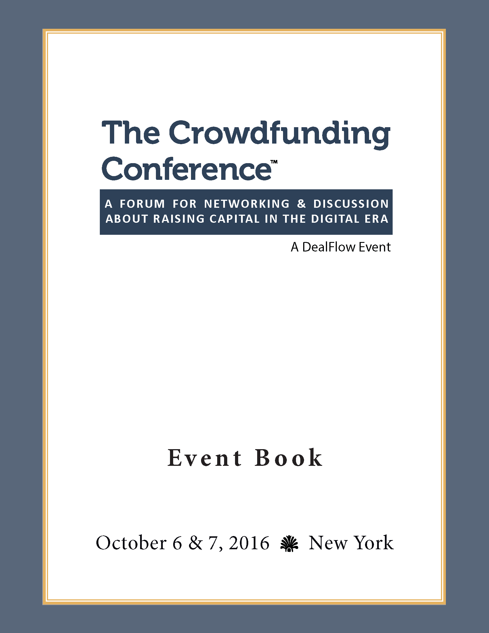 The Crowdfunding Conference